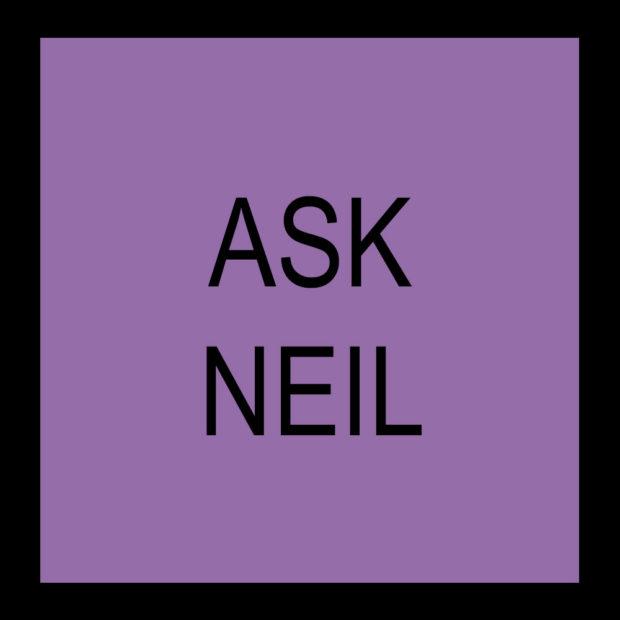 Ask Neil: Chicken Lips.