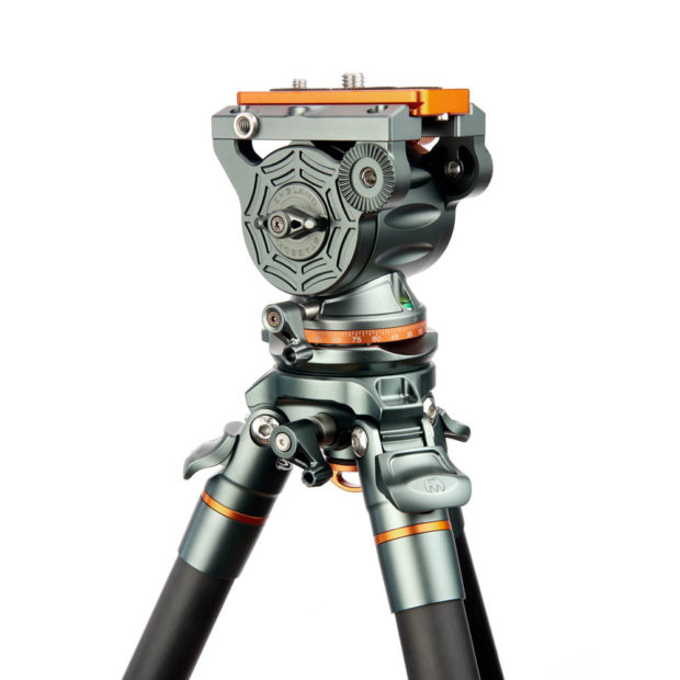 Photobite Video Review of Legends Jay Tripod with AirHed Cine