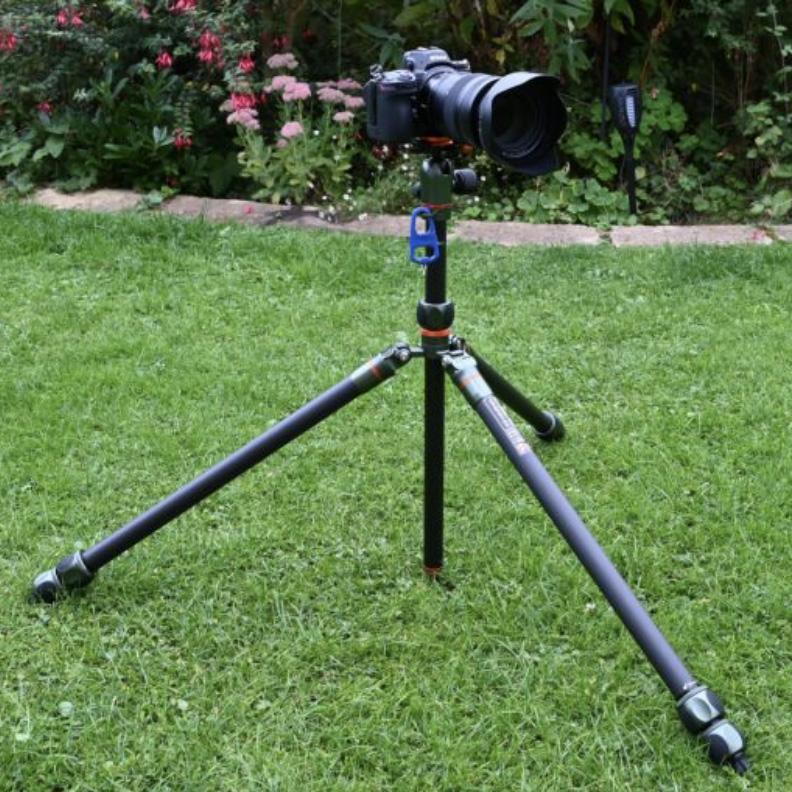 Digital Camera World Review Winston 2.0 Pro Range Tripod