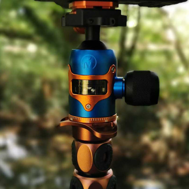 Camera Jabber Get Their Hands On Legends Ray & Bucky Tripods