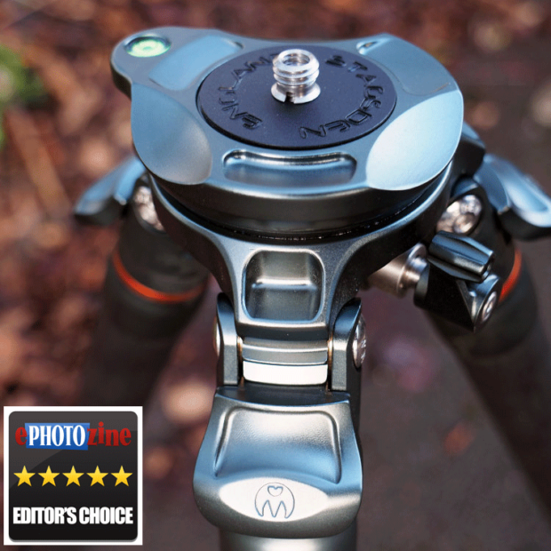 ePHOTOzine Take a First Look at the Legends Mike Tripod Kit