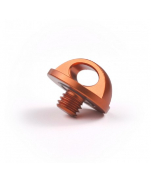 Anodised Magnesium Alloy D-Ring for tripods