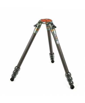 Legends Nicky hybrid photo video tripod with legs at 23˚