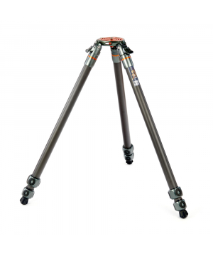 Legends Tommy Hybrid photo video tripod with legs at 23˚